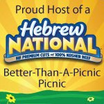 Hebrew National Better-Than-A-Picnic was so much fun!