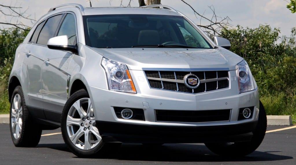 Cadillac SRX car review