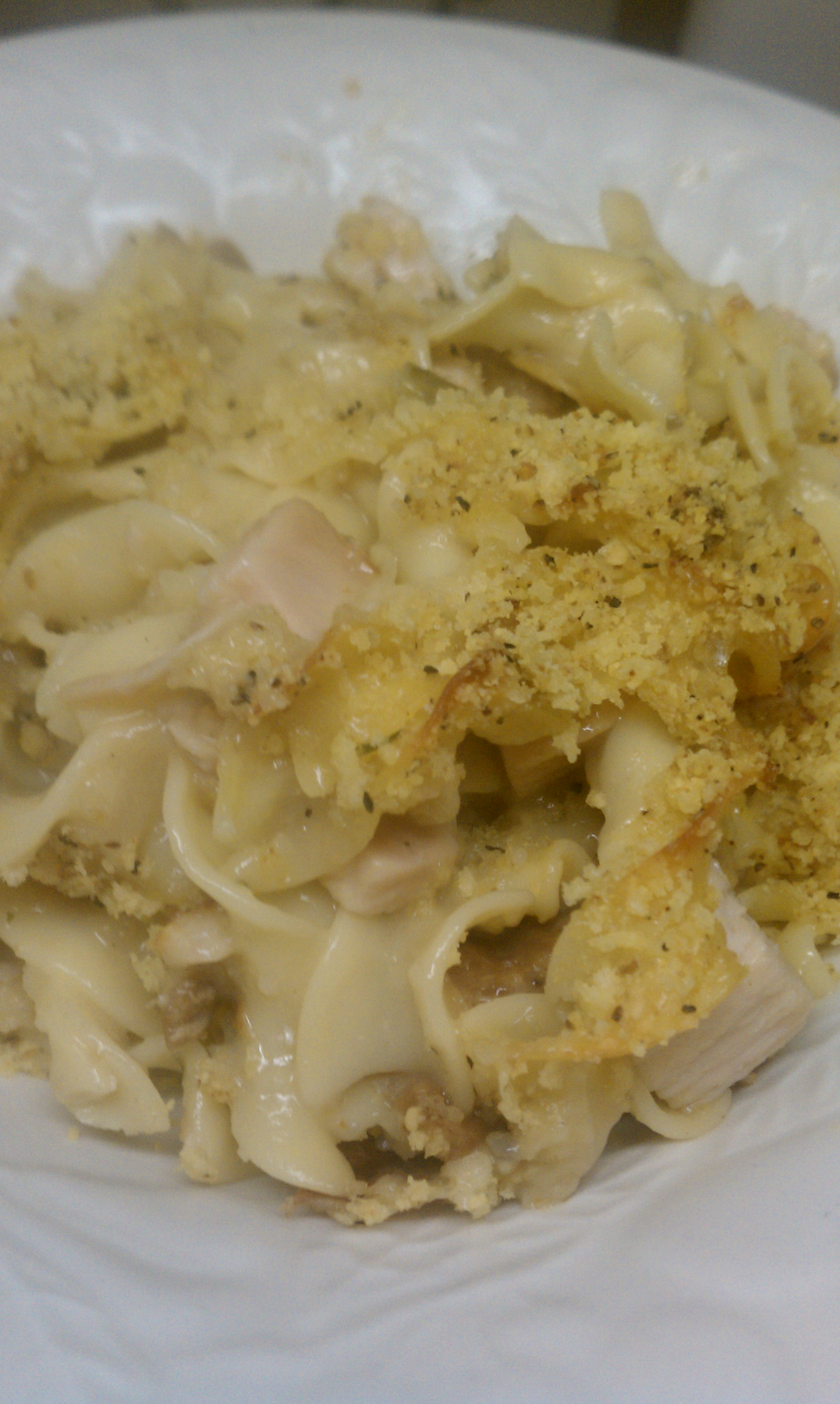 Thanksgiving Leftovers Turkey Casserole Recipe