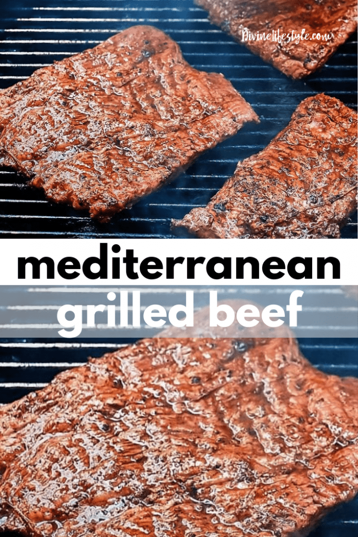 Mediterranean Grilled Beef Recipe