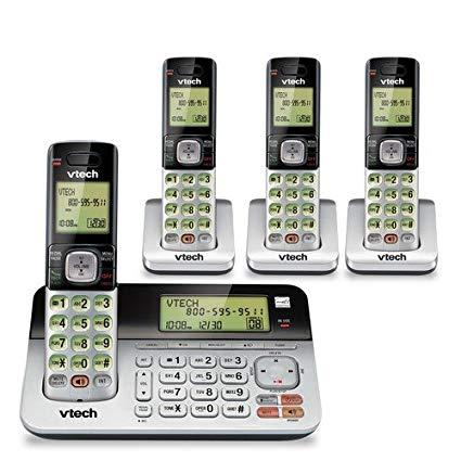 VTech CS6859 Cordless Telephone Review