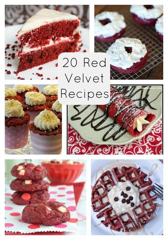 Best Red Velvet Recipes