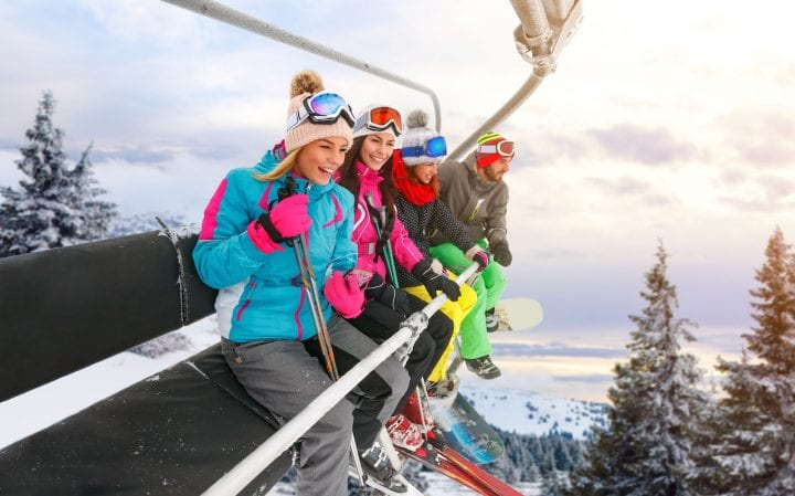 4 Tips to Save on a Ski Vacation