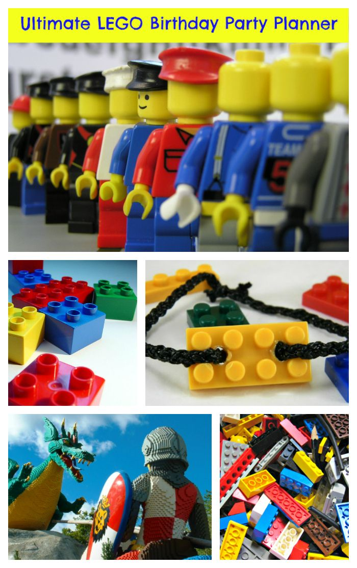 Ultimate LEGO Birthday Party Planner