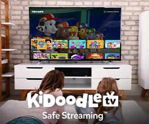 Safe Streaming Platform Kidoodle.TV has Educational Shows for Tweens
