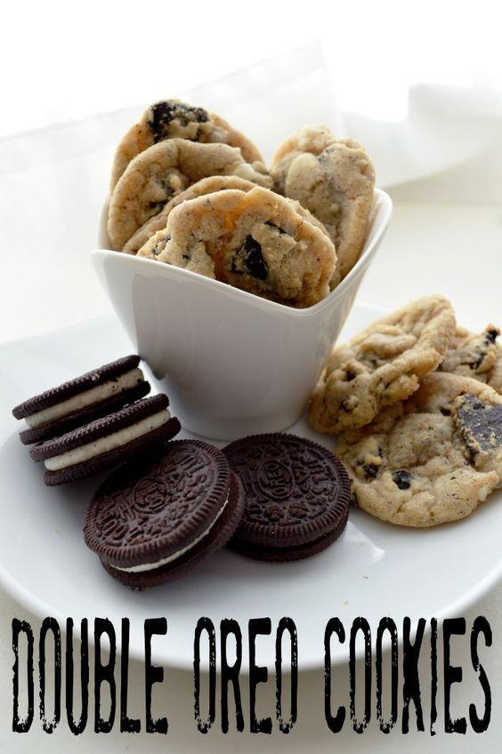 Double OREO Cookies