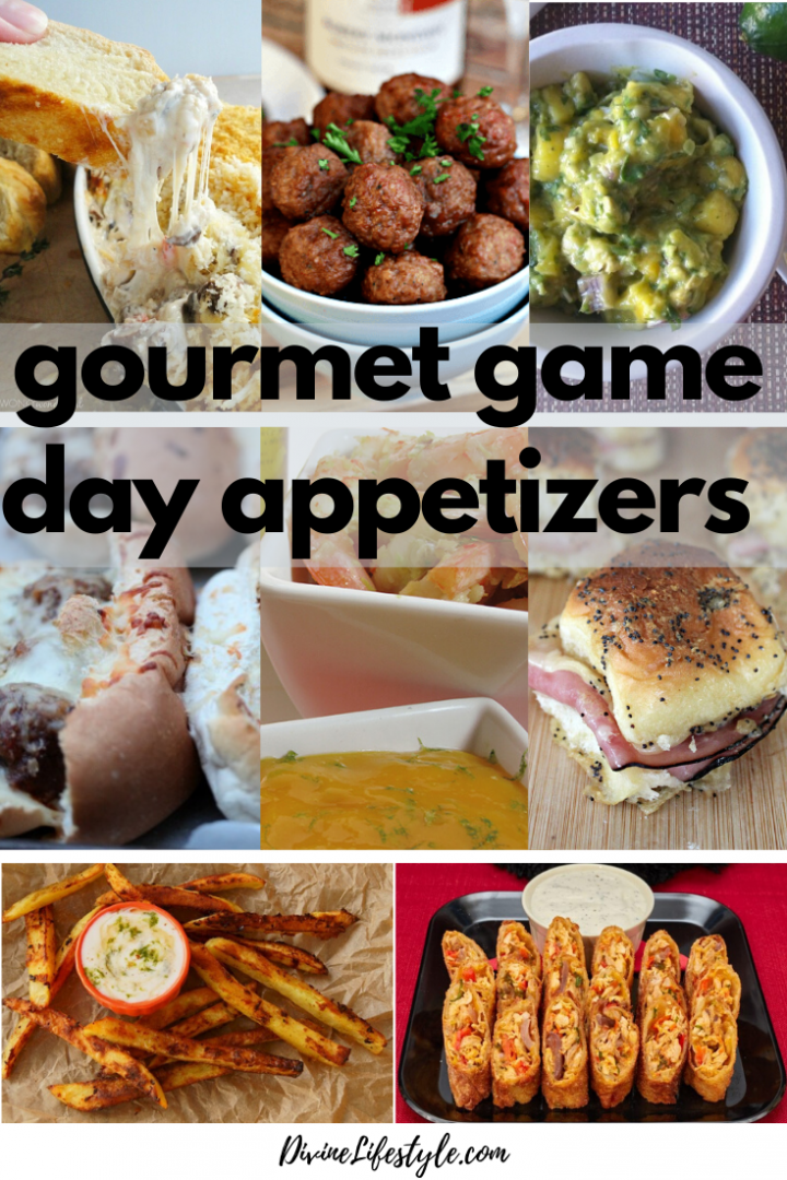 Ultimate Gourmand Appetizer List