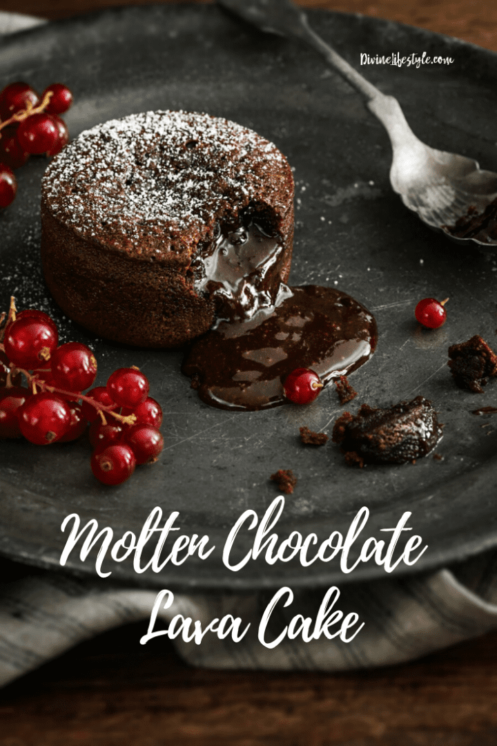 Molten Chocolate Lava Cake Recipe