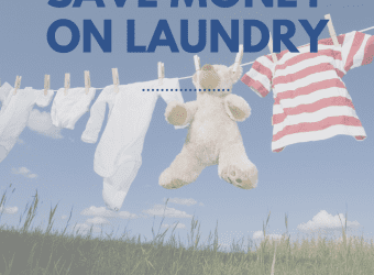 8 Ways to Save Money on Laundry
