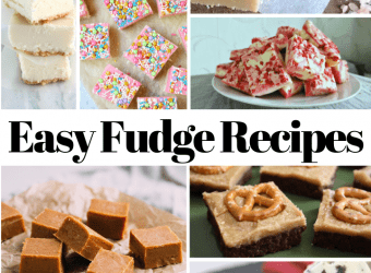 Easy Fudge Recipes
