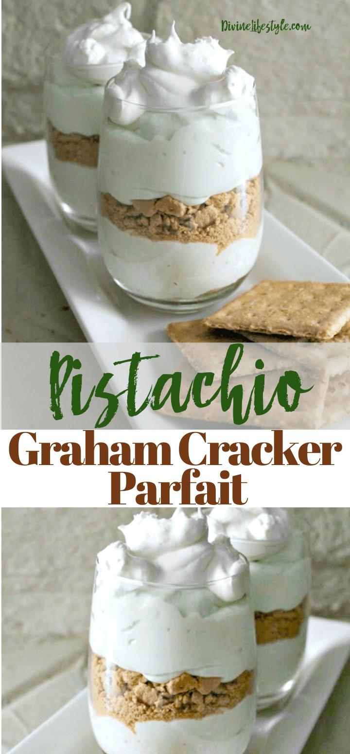 Pistachio Pudding Parfait Recipe