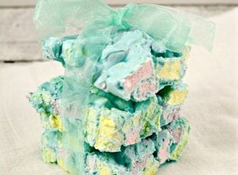 Easter Marshmallow Bark Recipe