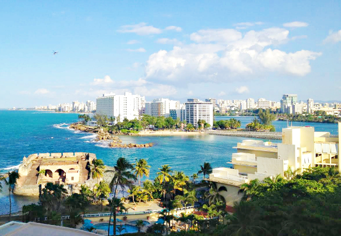 Beautiful Puerto Rico is Calling
