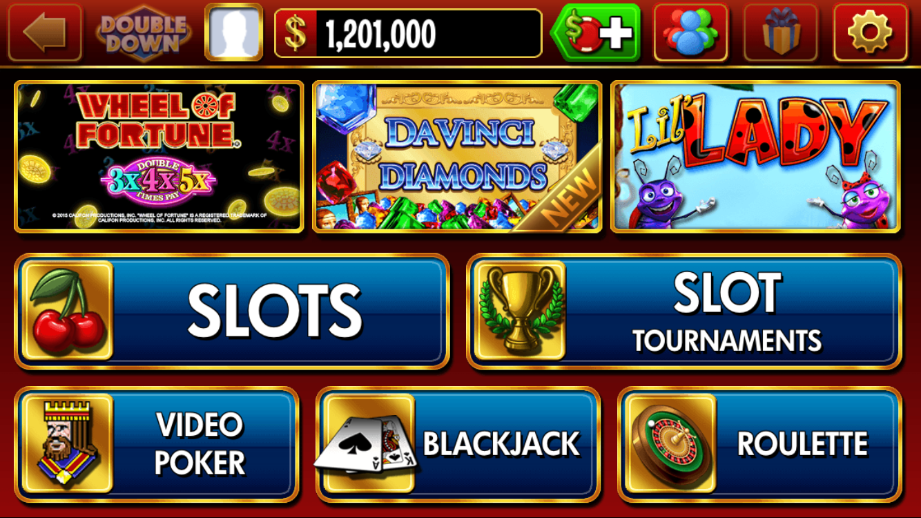 double down casino new account
