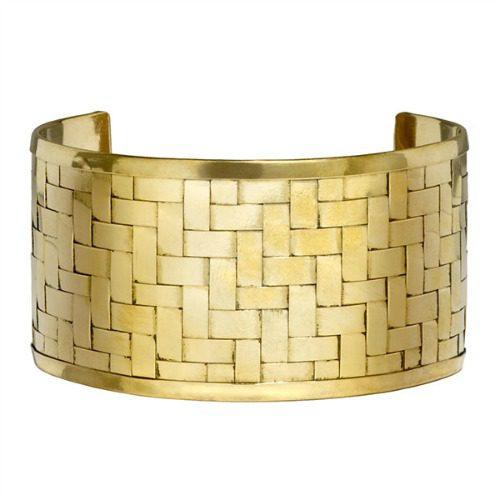 Mela Lolita in Gold Cuff