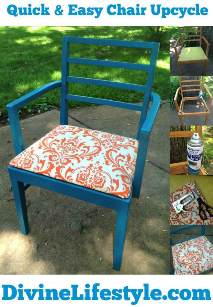 Upcycled Chair Ideas
