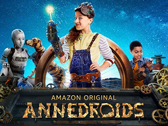 Annedroids from Amazon Studios Entertainment for Kids