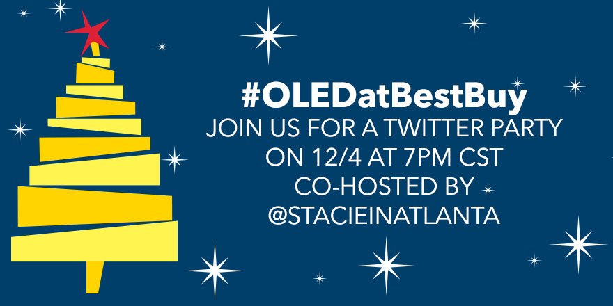 Best Buy Twitter Party