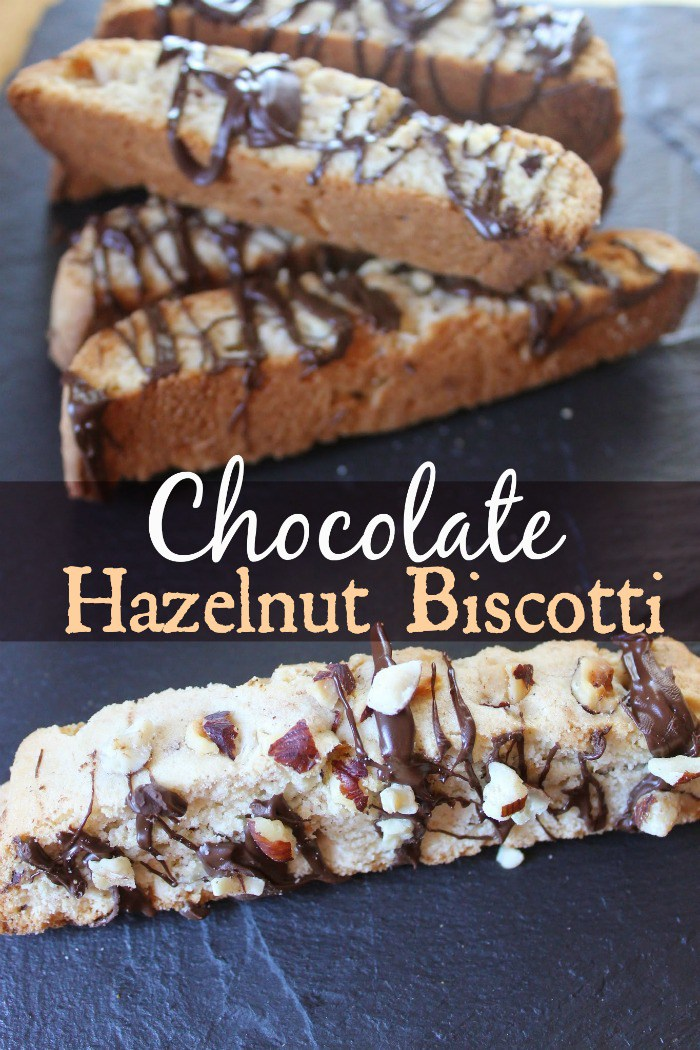 Chocolate Hazelnut Biscotti Recipe 1