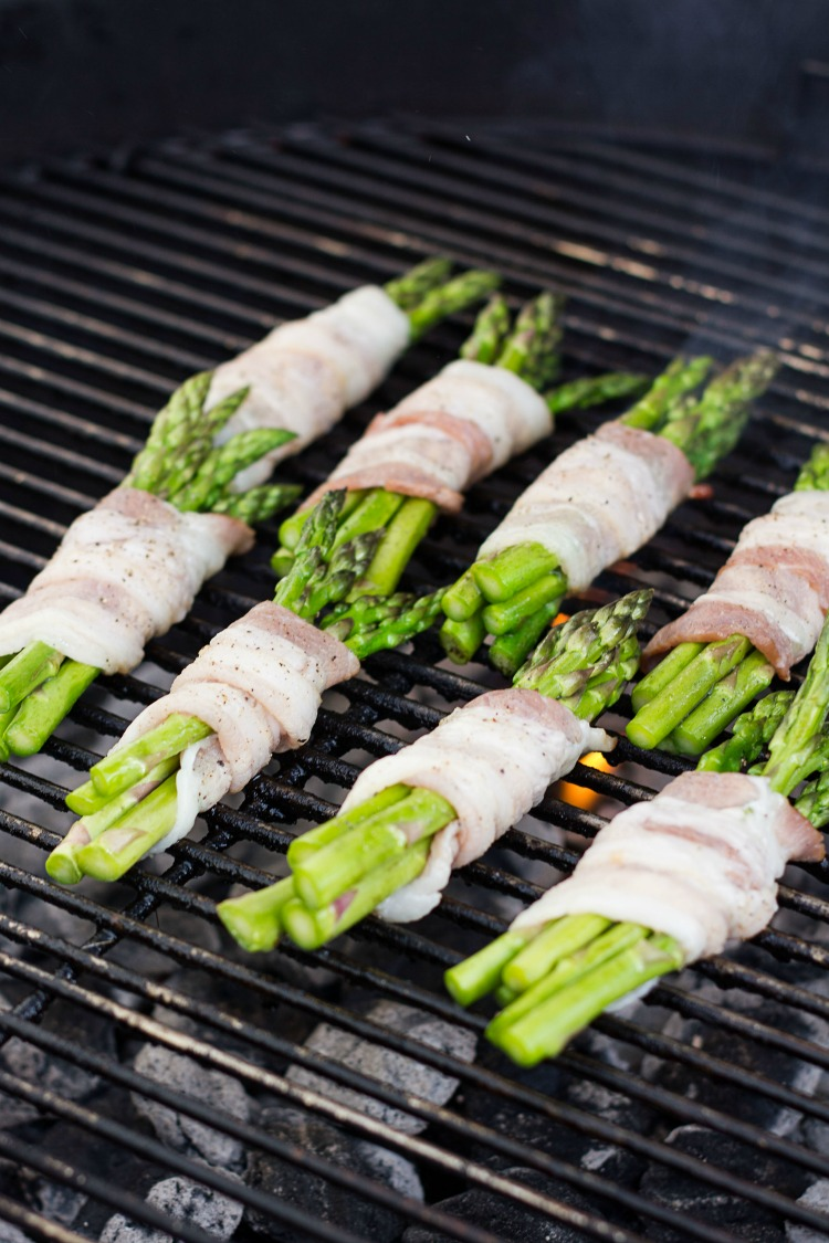 Bacon Asparagus Bunches-2