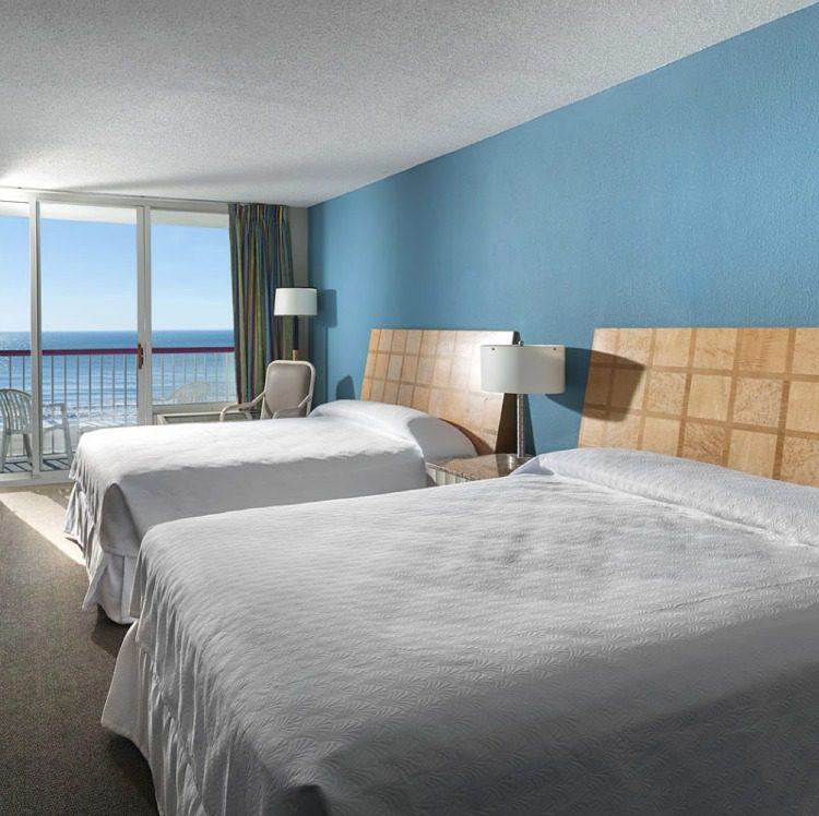 Crown Reef Resort in Myrtle Beach, South Carolina Room