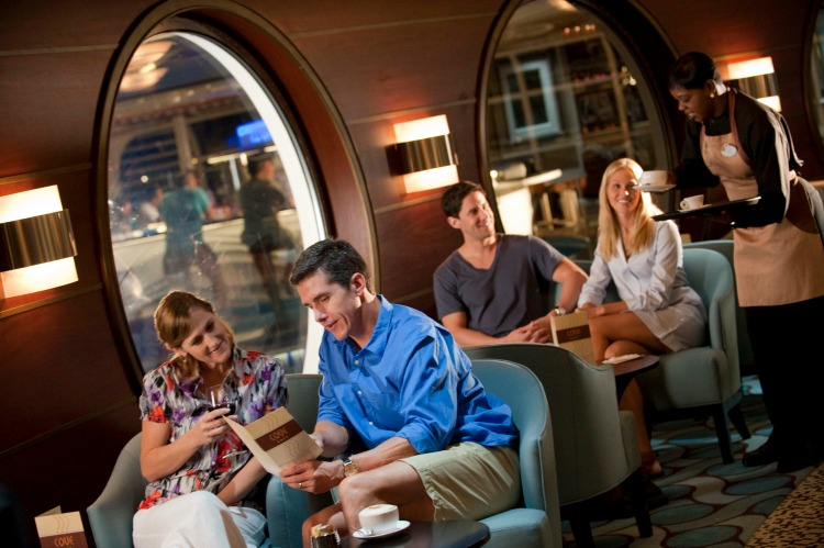 Disney Dream Cruise Ship for Adults Cove Cafe