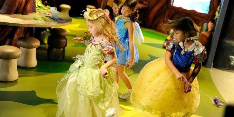 Disney Dream Disney's Oceaneer Club – Pixie Hollow