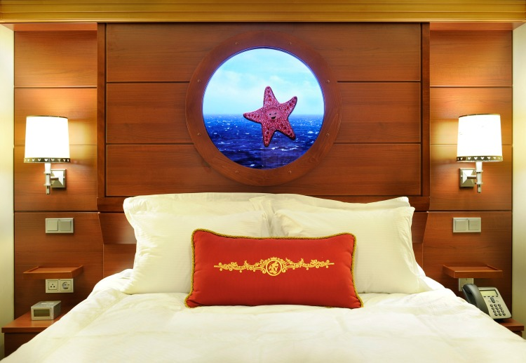 Disney Dream Cruise Ship Cabins Magical Porthole