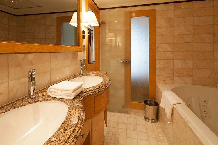 Rain Shower Bathroom Walk In