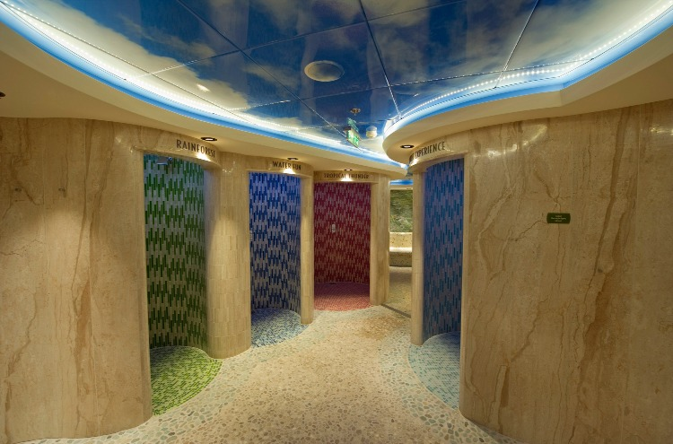 Disney Dream Cruise Ship for Adults Senses Spa & Salon – Rainforest Room 2