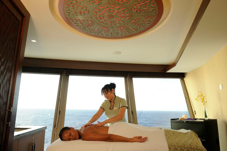 Disney Dream Cruise Ship for Adults Senses Spa & Salon – Spa Villa