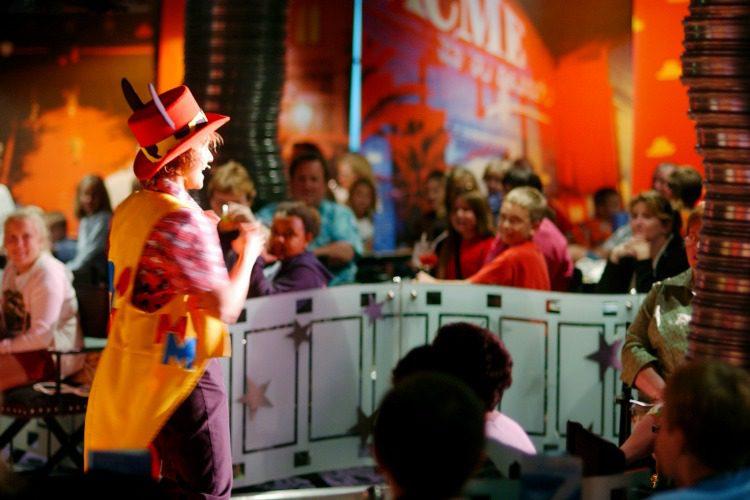 Disney Dream Cruise Ship for Kids Studio Sea