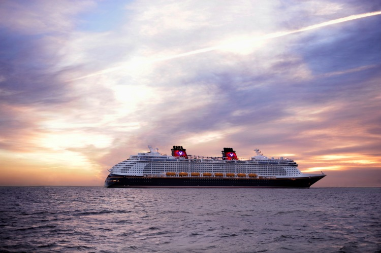 Disney Dream at Sea 2