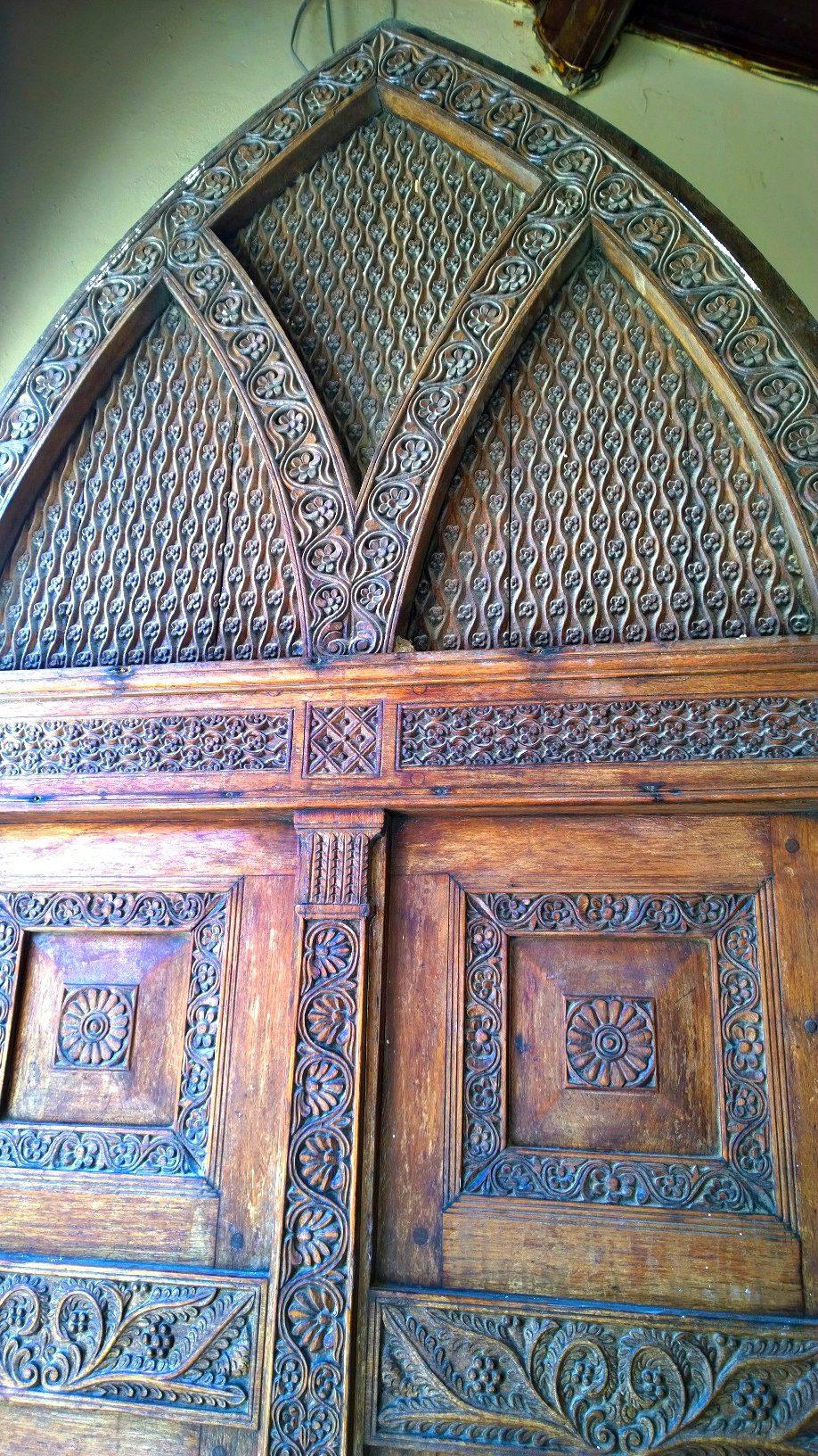 Doors of Zanzibar 4