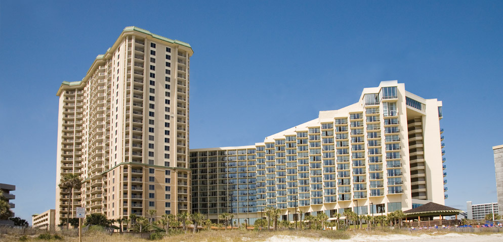 Kingston Plantation Myrtle Beach Sc Embassy Suites