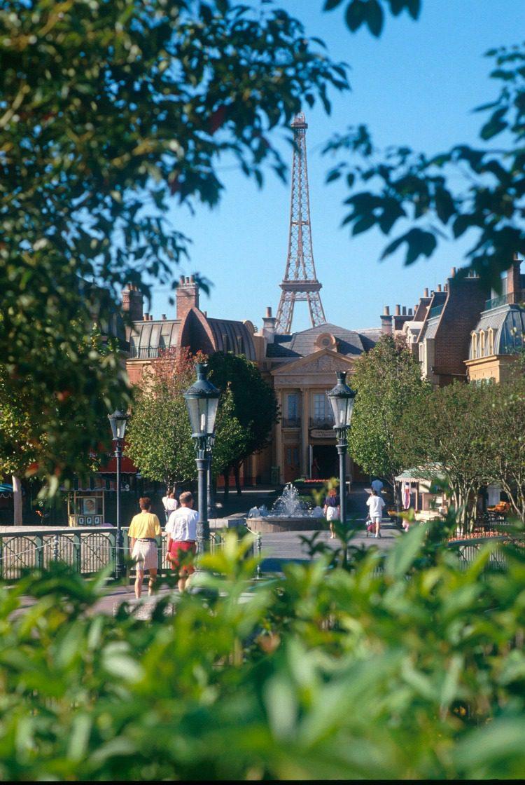 Epcot Disney World