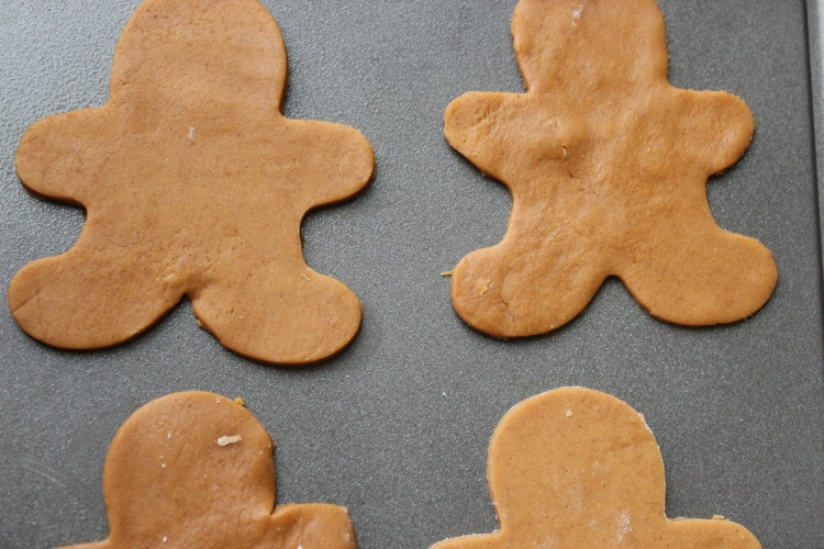 Gingerbread Man Cookies 2