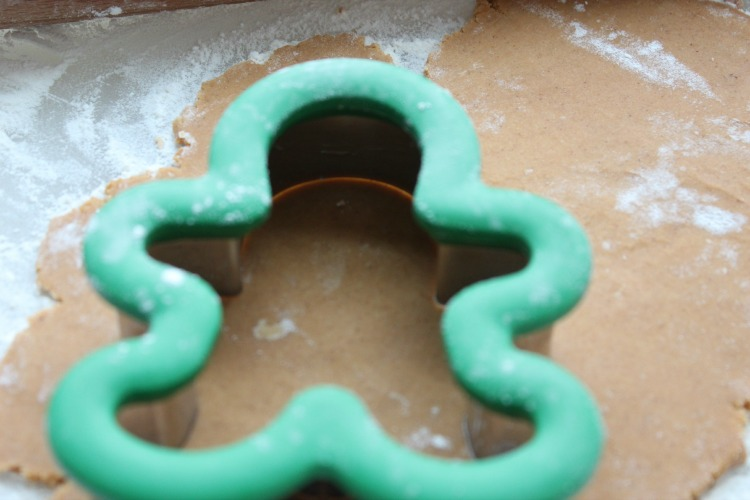 Gingerbread Man Cookies 3