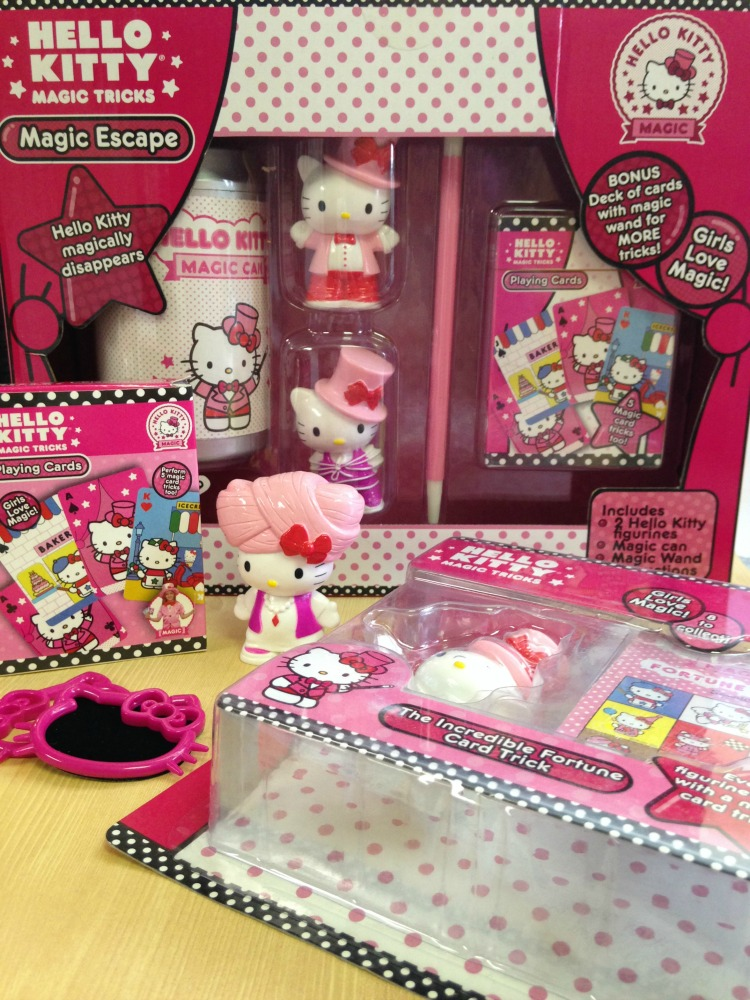 Hello Kitty Magic Tricks 1