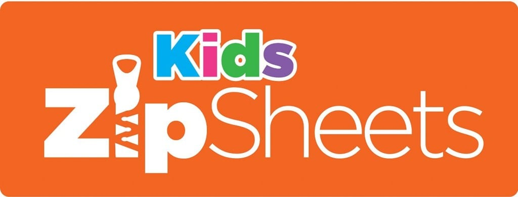 Kids Zip Sheets
