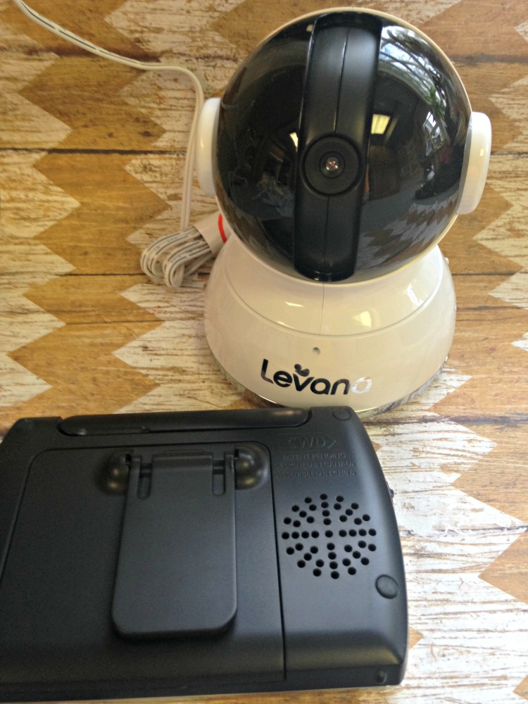 Levana Keera Two Camera Baby Monitor Review 6