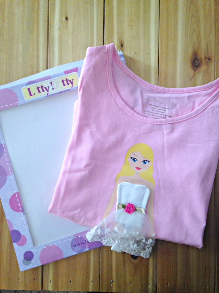 Lotty Dotty T-Shirt Review2