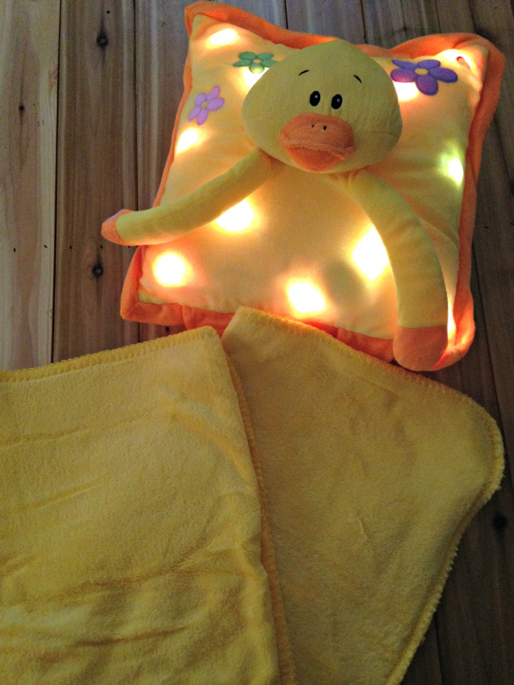 Lullaby Light Up pillow 1