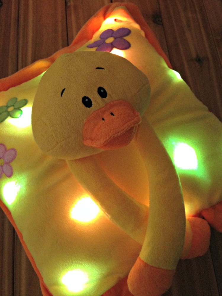 Lullaby Light Up pillow 2