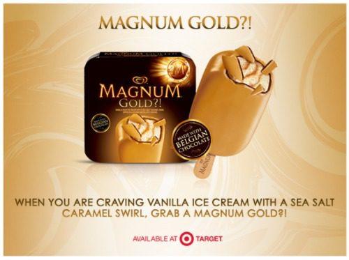 Magnum at Target 5