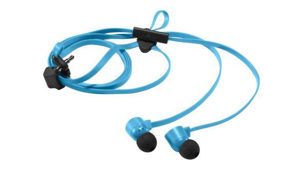 Microsoft Store Coloud Pop Nokia Headphones (Cyan)