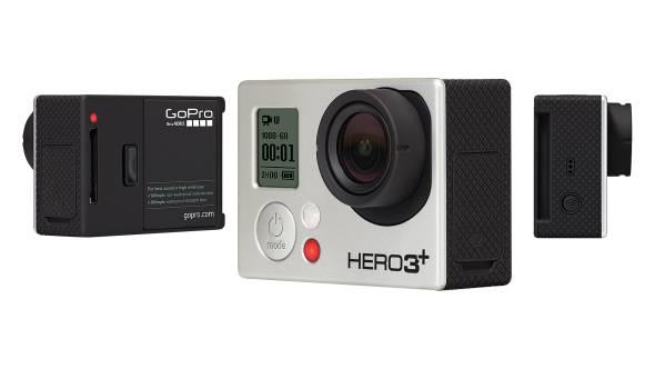 Microsoft Store GoPro HERO3+ Silver Edition