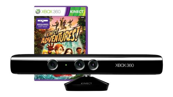 Microsoft Store Kinect for Xbox 360