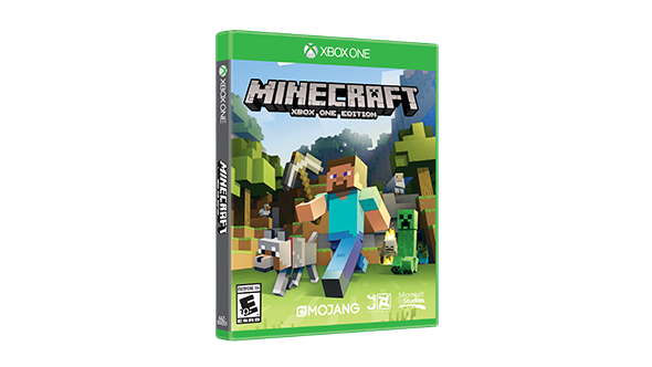 Microsoft Store Minecraft for Xbox One