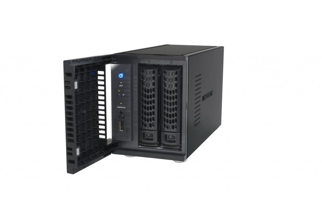 NETGEAR ReadyNAS 102 2-Bay Diskless Network Attached Storage (RN10200-100NAS)5